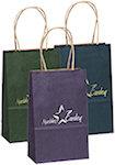 Toto Matte Shopping Bags